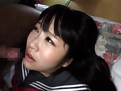 Asian teenage is red-hot college girl Ai Uehara in unexperienced POV