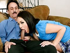 Kristina Rose Fucking Her Stepparent