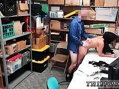 Caught stagging big tits Suspect was clad suspiciously and